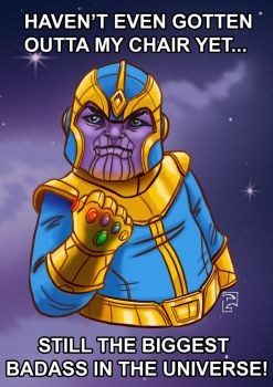 Success Thanos by PatrickGavin