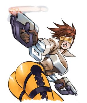 Tracer by Dhutchison