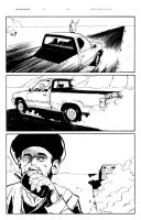 CODE WORD: GERONIMO PAGE 2 INK by aminamat