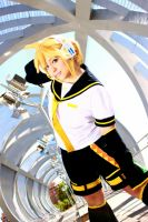 Kagamine Len - Your song is my life by NamiWalker
