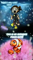 Clown Fish by palnk