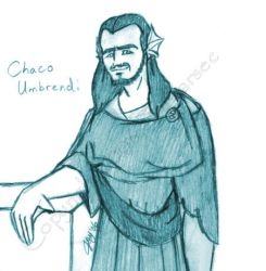 Chaco Umbrendi by TyParsec