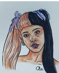 Melanie Martinez by Alex-hime-san