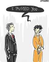 Hannibal: I Trusted You by stupit-apit