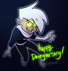 dannyversary by TheUltimateEnemy