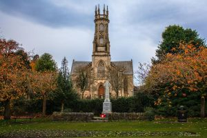 Rhu Church by KBL3S