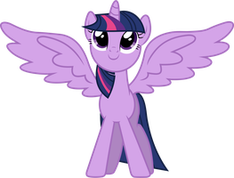 Twilight Sparkle Showing Off by 90Sigma