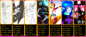 Commission Info sheet (outdated) by Eve-Of-Halloween