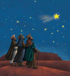 The Three Wise Men by roweig