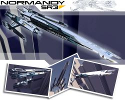 Normandy SR3 Concept Final by pangeranberbajuputih