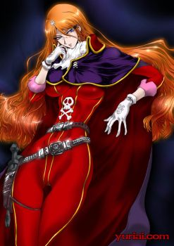 Queen Emeraldas by yuriai-dA