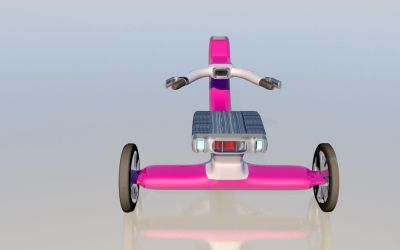 E-Tricycle 3 by BadCrank
