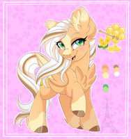 Honey Dipper by Silent-Shadow-Wolf