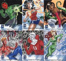 New 52 preview by KidAntipathy