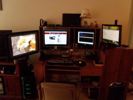 Semi-Current Workstation(s) by Darfix