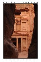 Ancient Unearthed (Petra, Jordan) by drewhoshkiw
