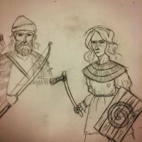 TES: The First Nords by TheWittenburger