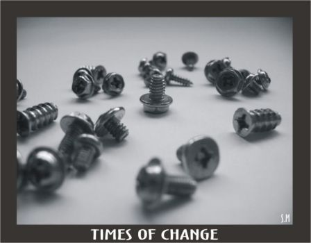 Times of change by secondeinstein