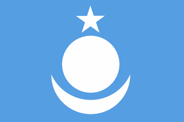 Flag: The Jegunyar Khanate by Void-Wolf
