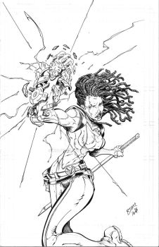 LiveWire inks by kidjersey