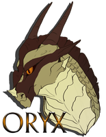Oryx Badge by Puplip