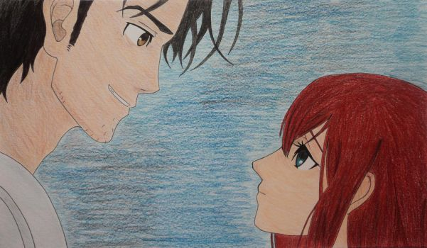 This is the Choice of Steins Gate by itweetie