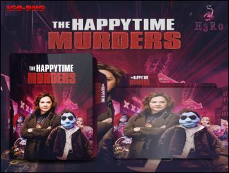 The Happytime Murders (2018) Folder Icon by OMiDH3RO