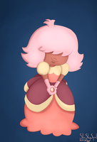 Padparadscha by Starshipspiral