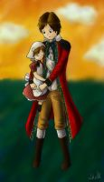 Spain and Romano by 331060