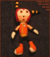 Charmy Bee Plushie by Twisted-chan