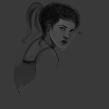 Tomb Raider Contest WIP by McCa-Rae
