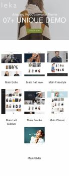 Leka - Amazing WooCommerce Theme by AllResourcess