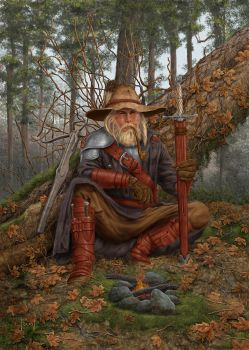 The Huntsman by MitchFoust