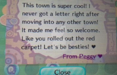 Peggy acnl besties! by Colorful-Kaiya