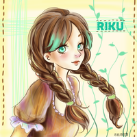 Art trade with Riku by Elimate98