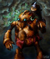Robo of Chrono Trigger by Kansbar