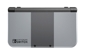 New Nintendo 3DS XL--Nintendo Switch Edition by SonicAlexanderDX97