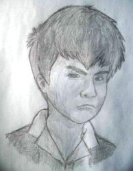 Realistic Drawing Challenge: Ronald (Me) by roanalcorano