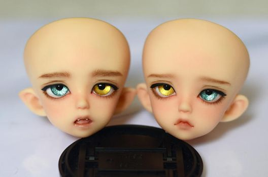Faceup Commission 11, 12 | Soom Lami Twins by cian1675