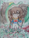 Happy Birthday/Independence Day Mexico by Spirit-Okami
