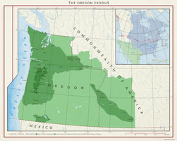The Oregon Exodus by ToixStory