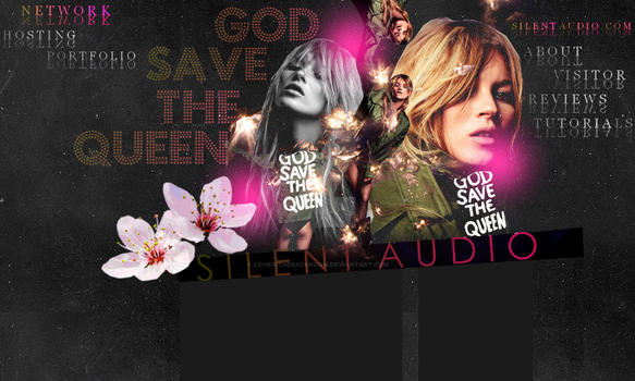 God save the queen by loveinthebackroom