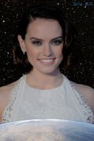 Growing Daisy Ridley 1/5 by ZituKX