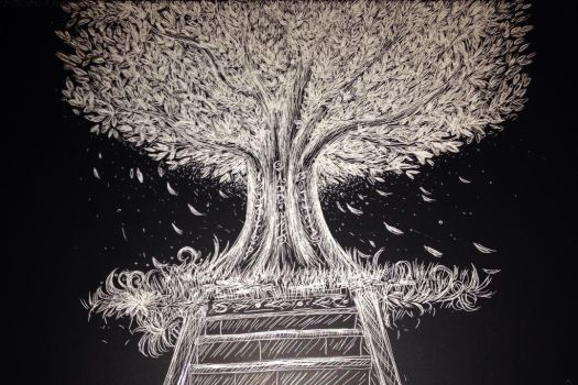 Tree of Elluel by AoiYukine