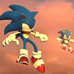 Sonic Forces Air Boost Gif by Sonictrainer