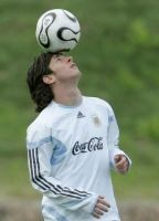Messi Argentina by MA88