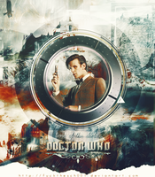 Doctor Who(time of the doctor) by Fuckthesch00l