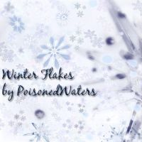Winter Flakes by poisonedwaters