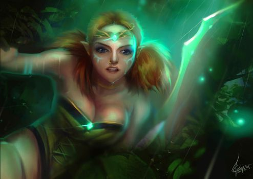 Windrunner by kalasox