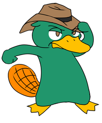 Perry the Platypus -Agent P- by Fluffy-Moose